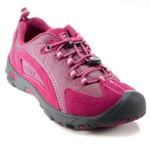 Keen Parker Youth Hiking Shoes
